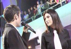 Grégory Lemarchal & Laura Pausini