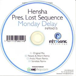 Hensha Pres. Lost Sequence