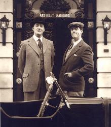 Stephen Fry & Hugh Laurie