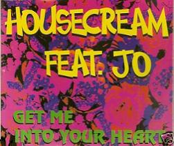 Housecream Feat Jo