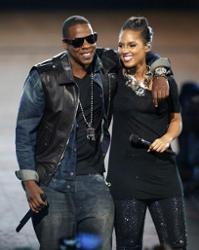 Jay Z & Alicia Keys