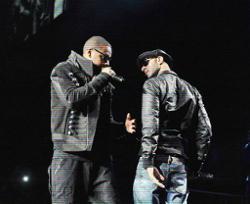 Jay-z & Swizz Beatz