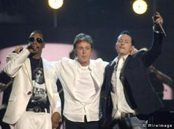 Jay-z, Linkin Park &  Paul Mccartney