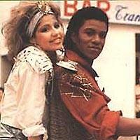 Jermaine Jackson & Pia Zadora