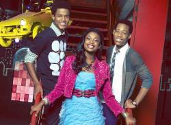 Cast of Let It Shine