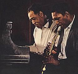 John Coltrane, Miles Davis, Duke Ellington