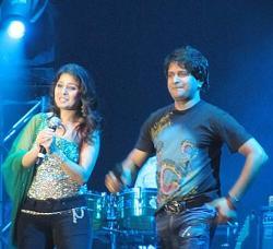 K.k. & Sunidhi Chauhan