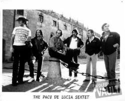 Paco de Lucía Sextet