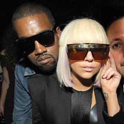 Lady Gaga (feat. Kanye West)