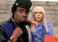 Lady Gaga Feat. Wale