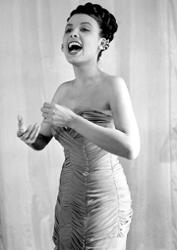 Lena Horne/q-tip