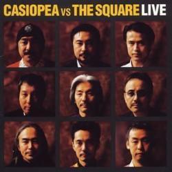 CASIOPEA VS THE SQUARE