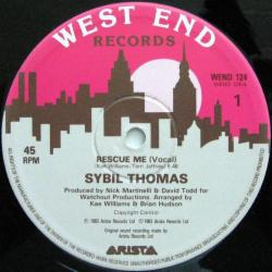 Sybil Thomas