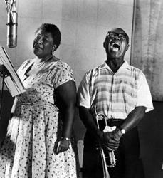 Louis Armstrong & Ella Fitzgerald