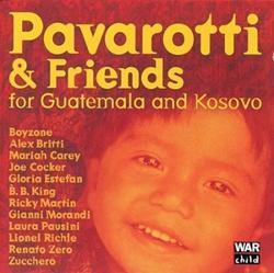 Luciano Pavarotti & Lionel Richie