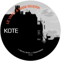 Mani Rivera & Le Vinyl