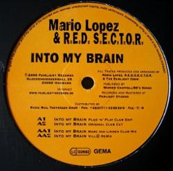 Mario Lopez Vs. R.e.d. S.e.c.t.o.r.