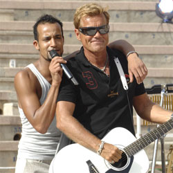 Mark Medlock And Dieter Bohlen
