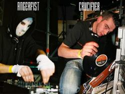 Angerfist Feat. Crucifier