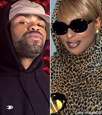 Mary J. Blige & Method Man