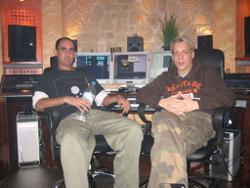 Mat Silver & Tony Burt
