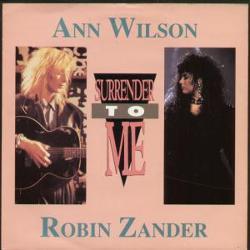 Ann Wilson And Robin Zander