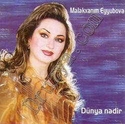 Melekxanim Eyyubova