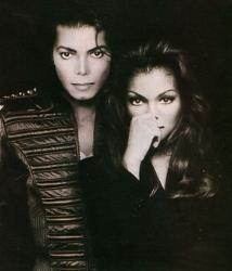 Michael & Janet Jackson