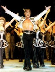Michael Flatleys Lord Of The Dance