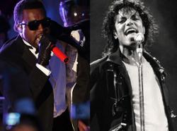 Michael Jackson Feat. Kanye West