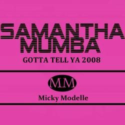 Micky Modelle Vs. Samantha Mumba