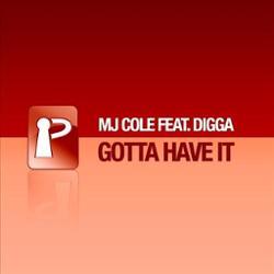 Mj Cole Feat. Digga
