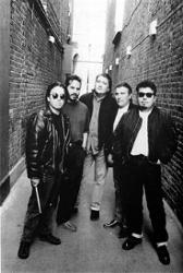 Antonio Banderas & Los Lobos