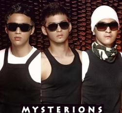 Mysterions
