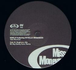 N-gels Feat Estelle Desanges