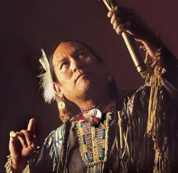 Native American-r. Carlos Nakai