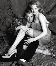 Nicol Kidman and Evan McGregor