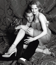 Nicole Kidman & Ewan Mcgragor