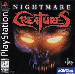 Nightmare Creatures Ost