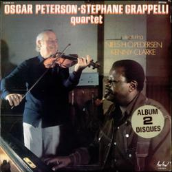 Oscar Peterson & Stephane Grappelli