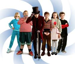 Ost Charlie And The Chocolate Factory