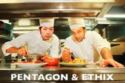 Pentagon And Ethix