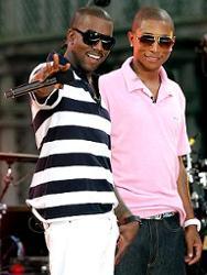 Pharrell Feat. Kanye West