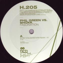Phil Green Vs Shokk
