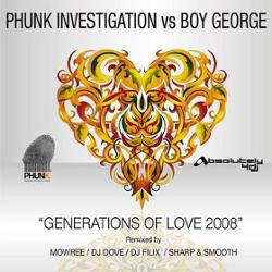 Phunk Investigation, Boy George