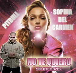 Pitbull Feat Sophia Del Carmen