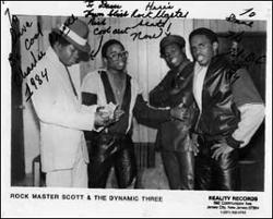 Rock Master Scott & The Dynamic Three