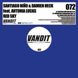 Santiago Nino And Damien Heck Feat Antonia Lucas