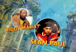 Sean Paul Ft. Ziggy Marley