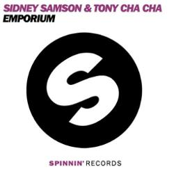 Sidney Samson And Tony Cha Cha